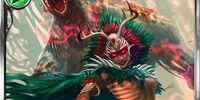 (Raw) Savage Priestess Xiomara