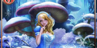 (P. W.) Wonderland Wayfarer Alice