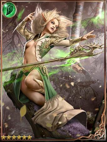 215b (Outpour) Mildoa, Deathlake Fairy
