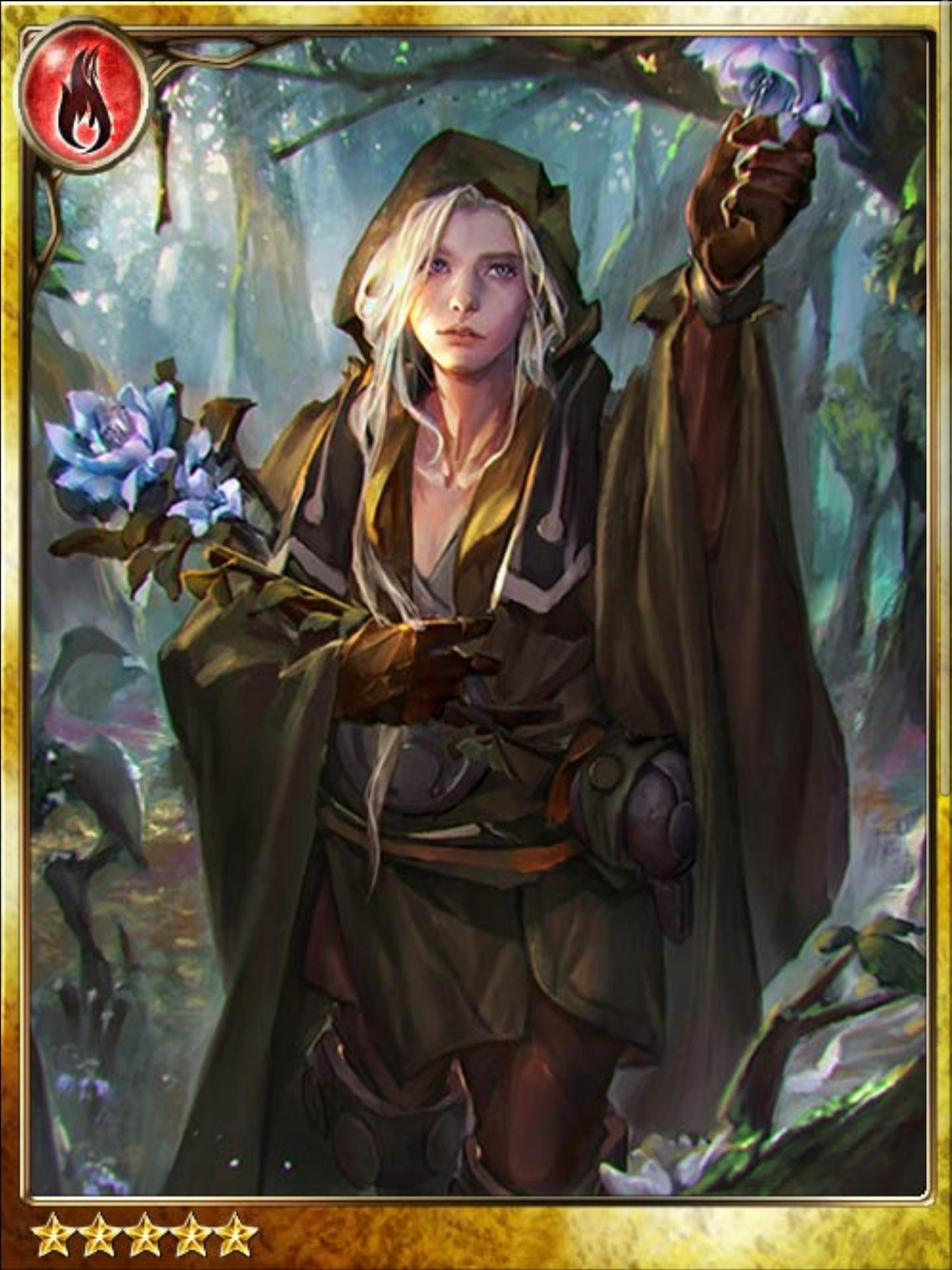 Blossom Cleric Efrem | Legend of the Cryptids Wiki ...