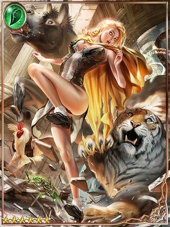 (Impelling) Runia, Beast Devotee