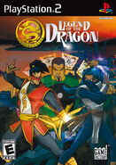 The legend of the dragon playstation
