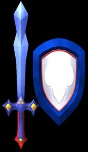 Magic Sword & Magic Shield