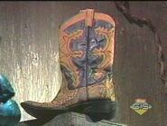 The Snakeskin Boots of Billy the Kid