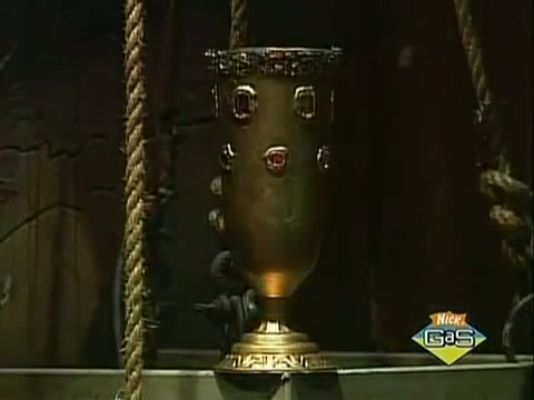 The Golden Goblet of Attila the Hun | Legends of the Hidden Temple ...
