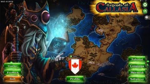 Legends Of Callasia Campaign
