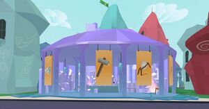 Crystal Kingdom Smithy