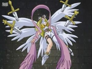 Angewomon trapped