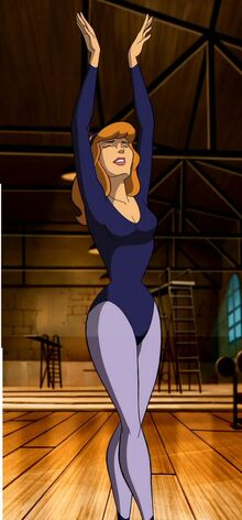 Daphne blake is doing ballet by shinrider-das74cd