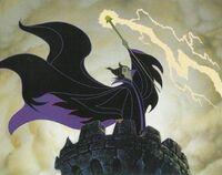 Maleficent attack