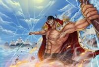 Whitebeard attack side view