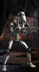B1 Advanced Battle Droid