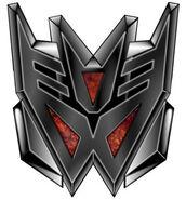Evil decepticons logo by bebe79
