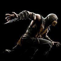 Mortal KombatX Scorpion