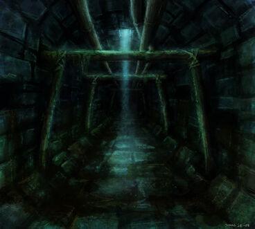 Sewer corridor