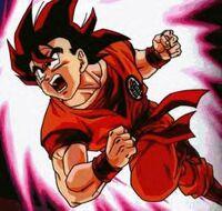 Goku kaio kien