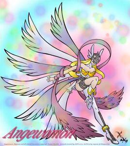 Angewomon heel of justice