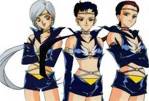 Sailor starlights