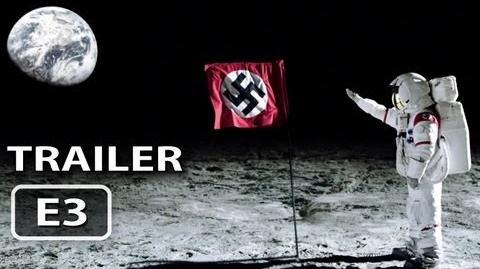 Wolfenstein The New Order Gameplay Trailer (E3 2013)