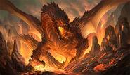 Mrred dragon by sandara-d6hpycs