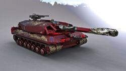 Tankkemp r 09