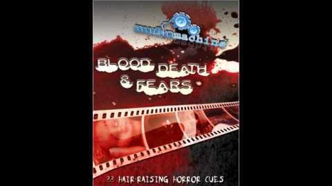 Audiomachine - Blood, Death, & Fears - 3. Pain Scan