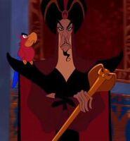 Jafar and iago not impressed