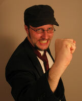Nostalgia critic tough