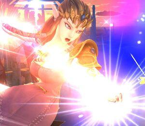 Zelda tough magic