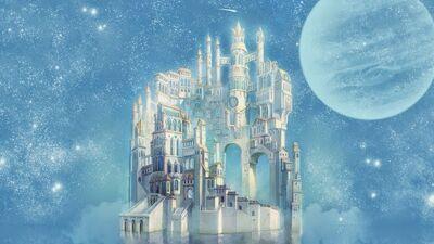 Heavenly castle