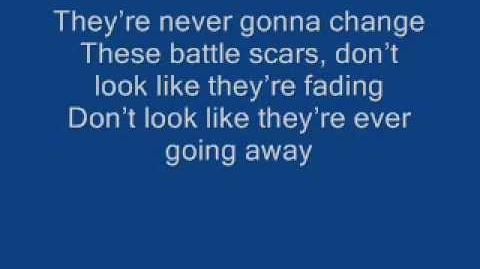 Battle Scars Lyrics