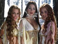 Marishka, verona and aleera