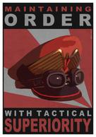 Terran republic propaganda poster order by pingonaut-d8gvwl7