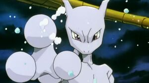 Mewtwo water move