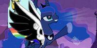 Princess luna power up
