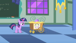 250px-Twilight Sparkle flashback nervous entrance exam S1E23