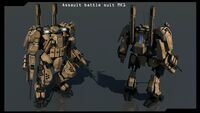 Droidfront and back assault suit mk1 finished by avitus12-d5hnf1w