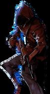 Infamous reaper render by artairrose-d8r6g90