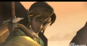 Link looks