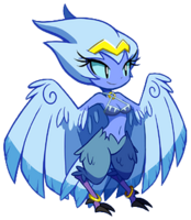 Shantae Form harpy