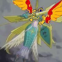 Superophanimon flying