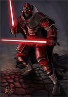 Sith marauder by koc shc