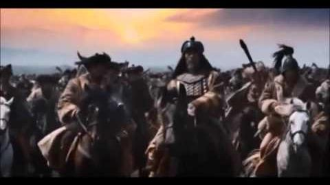 Legends of the Multi-Univers A-Team Walking Into Mordor part 3 removed scene