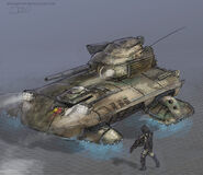 Hovertank concept by henskelion-d56x6po