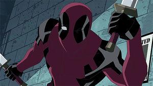 Deadpool wink