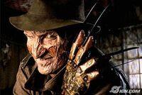 Freddy evil grin