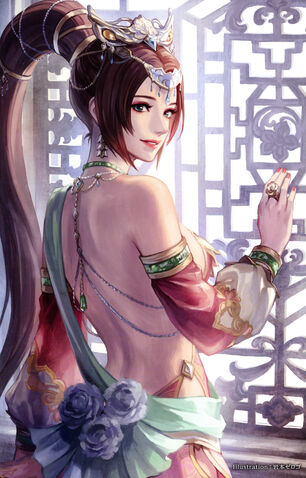 Diaochan 15th Anniversary Artwork (DWEKD)