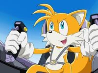 Tails oh yeah