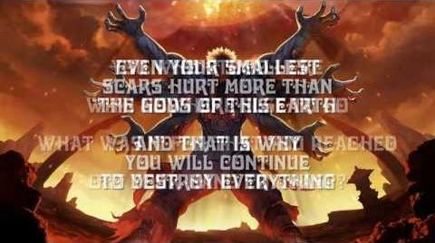 Asura's Wrath - In your belief ( Vocal ) - English Sub