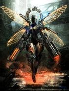 The war fairy by novum1-d6vytmq